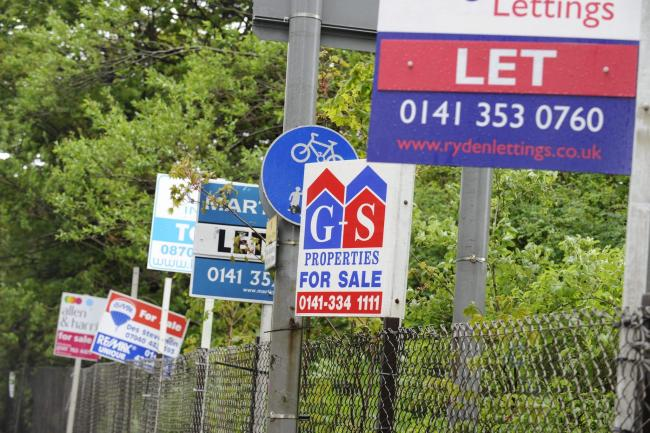 Scotland records one of the biggest rises in monthly rents
