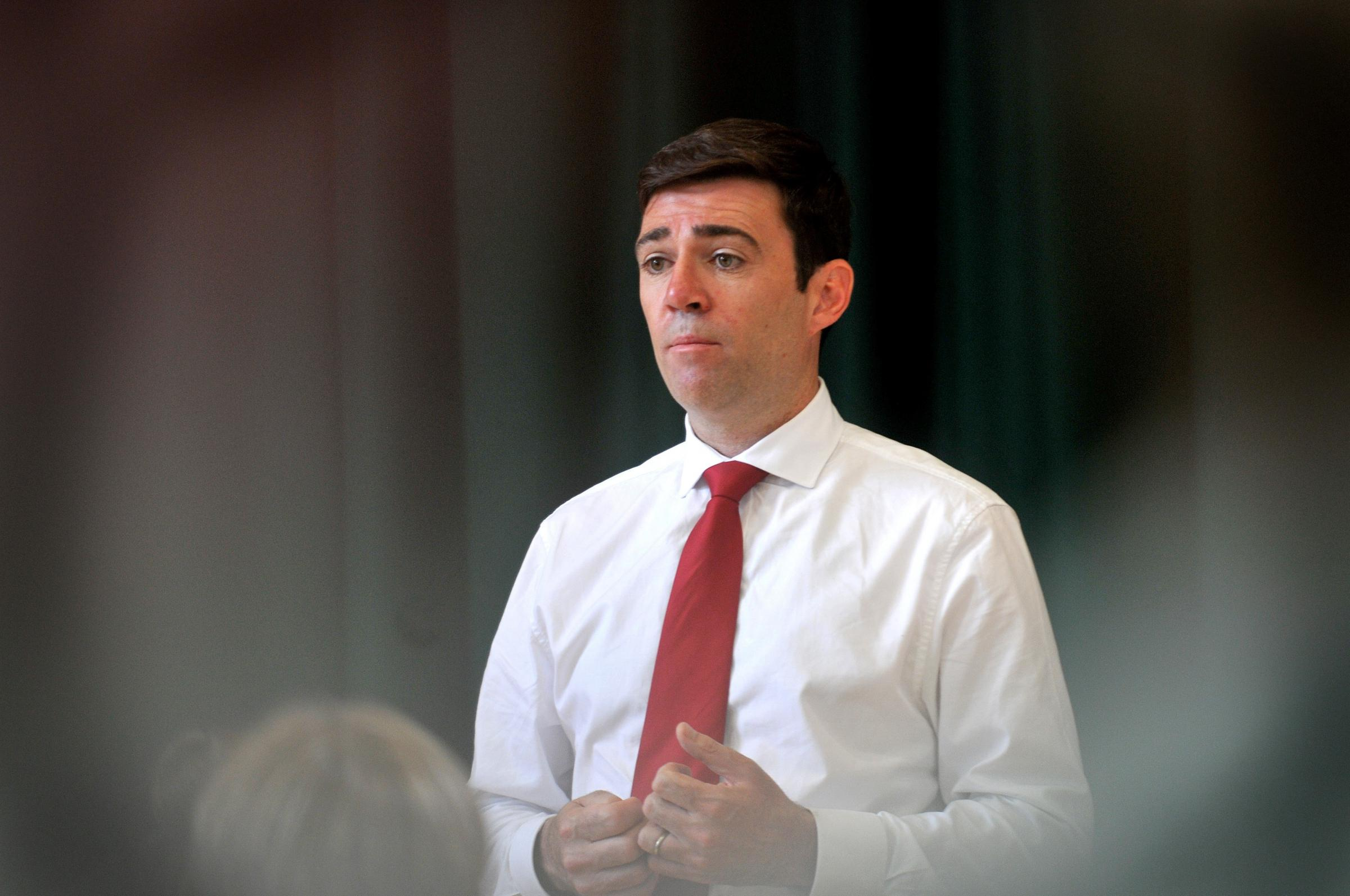 Burnham promises to give Scottish Labour more freedom if he wins leadership