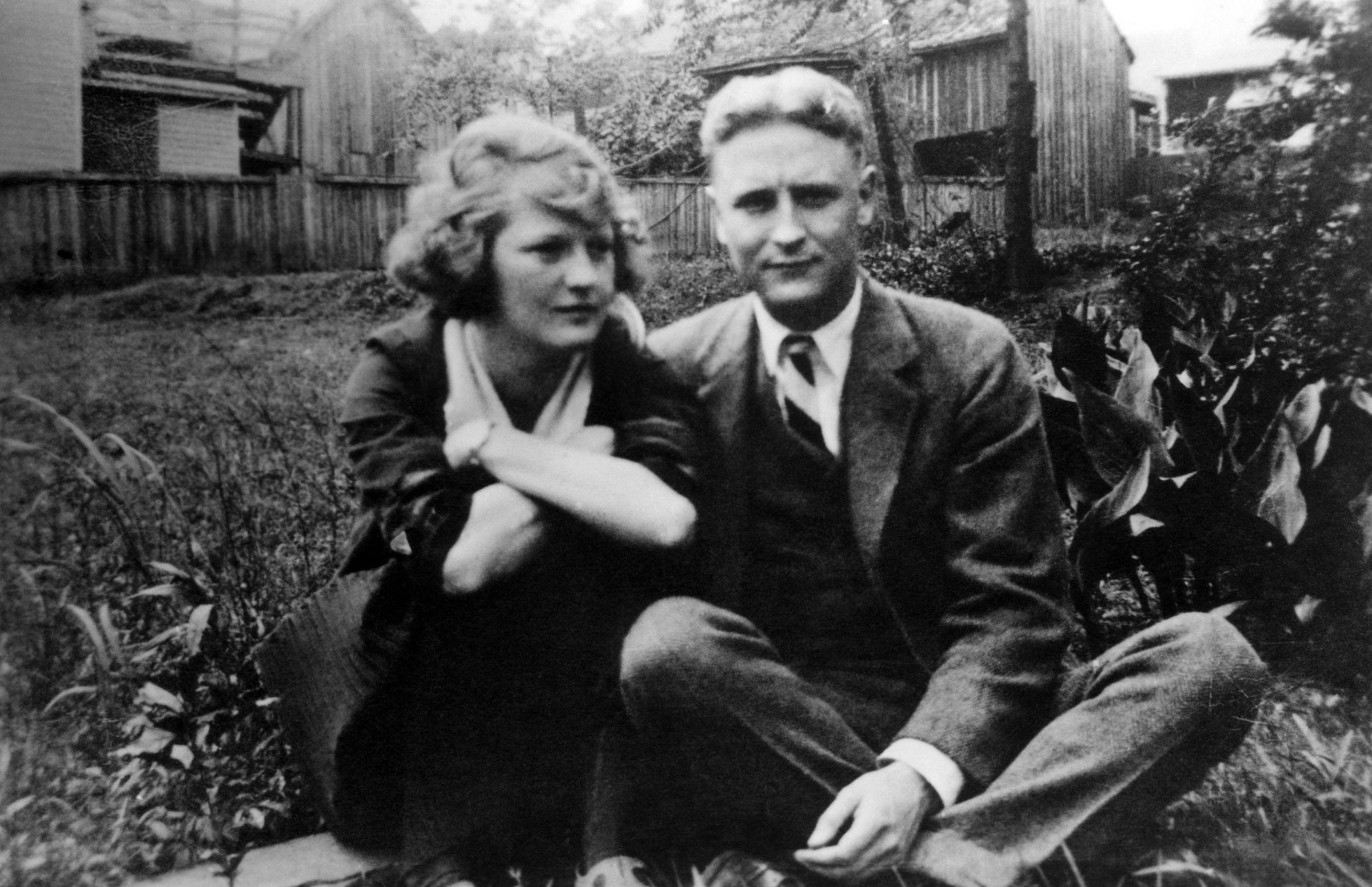 the fictional lives of f scott fitzgerald from