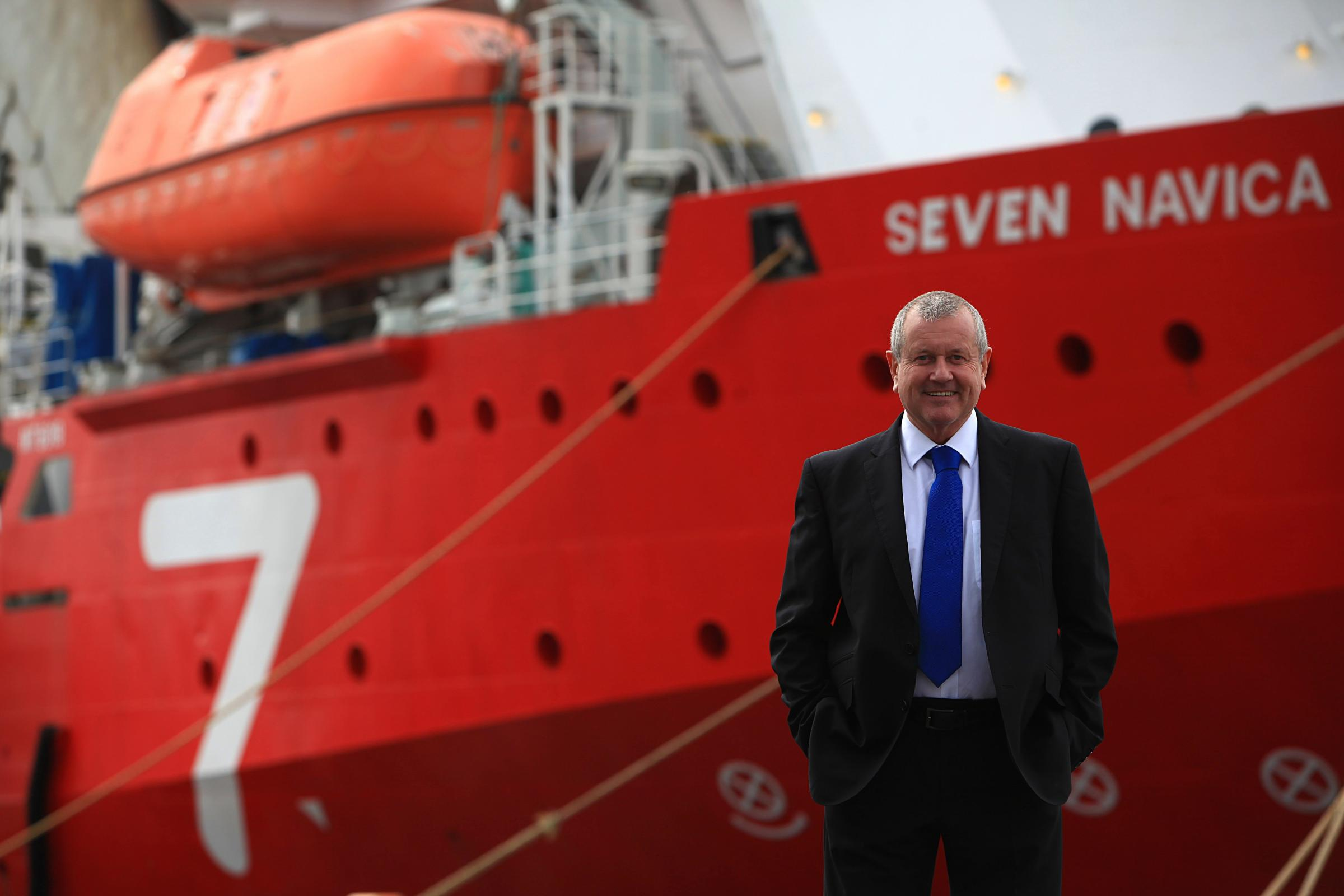 Aberdeen oil services entrepreneur says longer term outlook remains bright