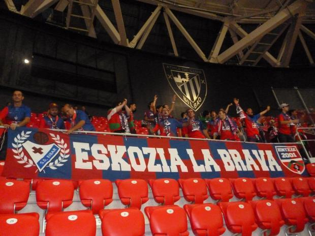 Ezkozia La Brava: Basque fans of Celtic seek audience with SNP's Sturgeon