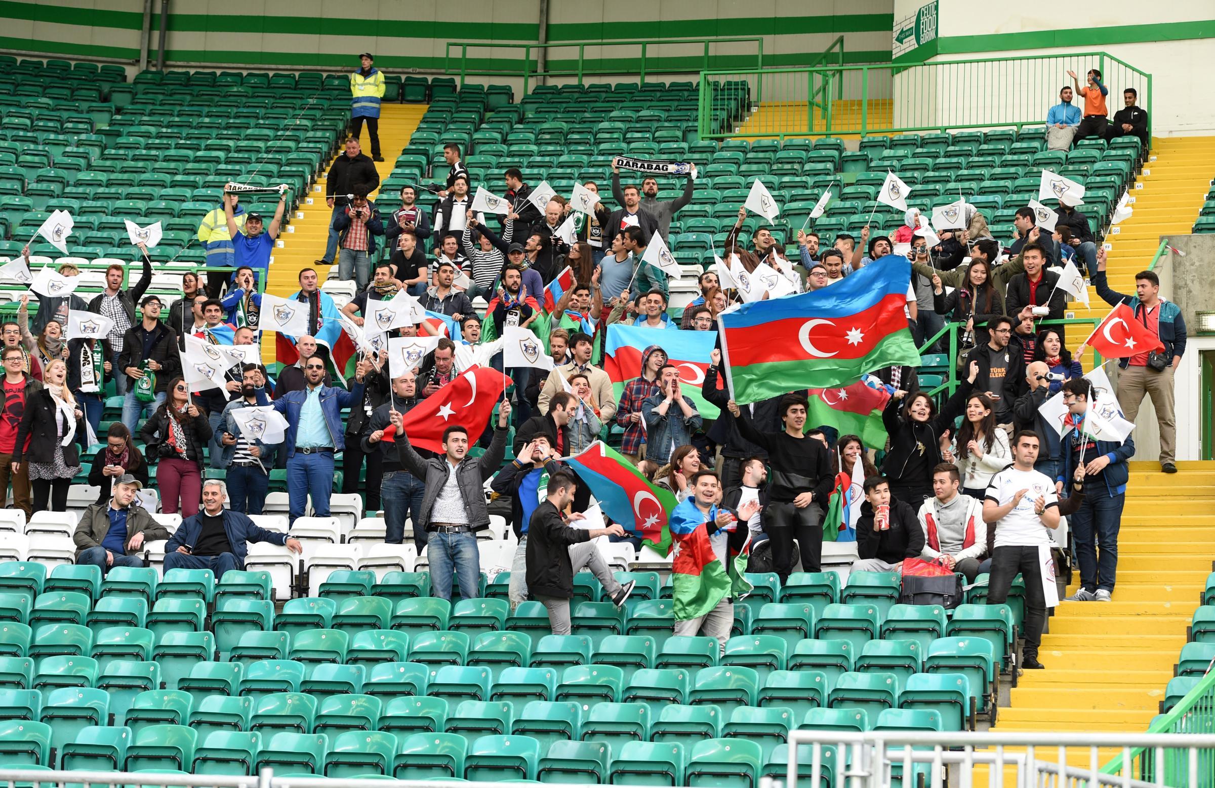 Αποτέλεσμα εικόνας για qarabag fans