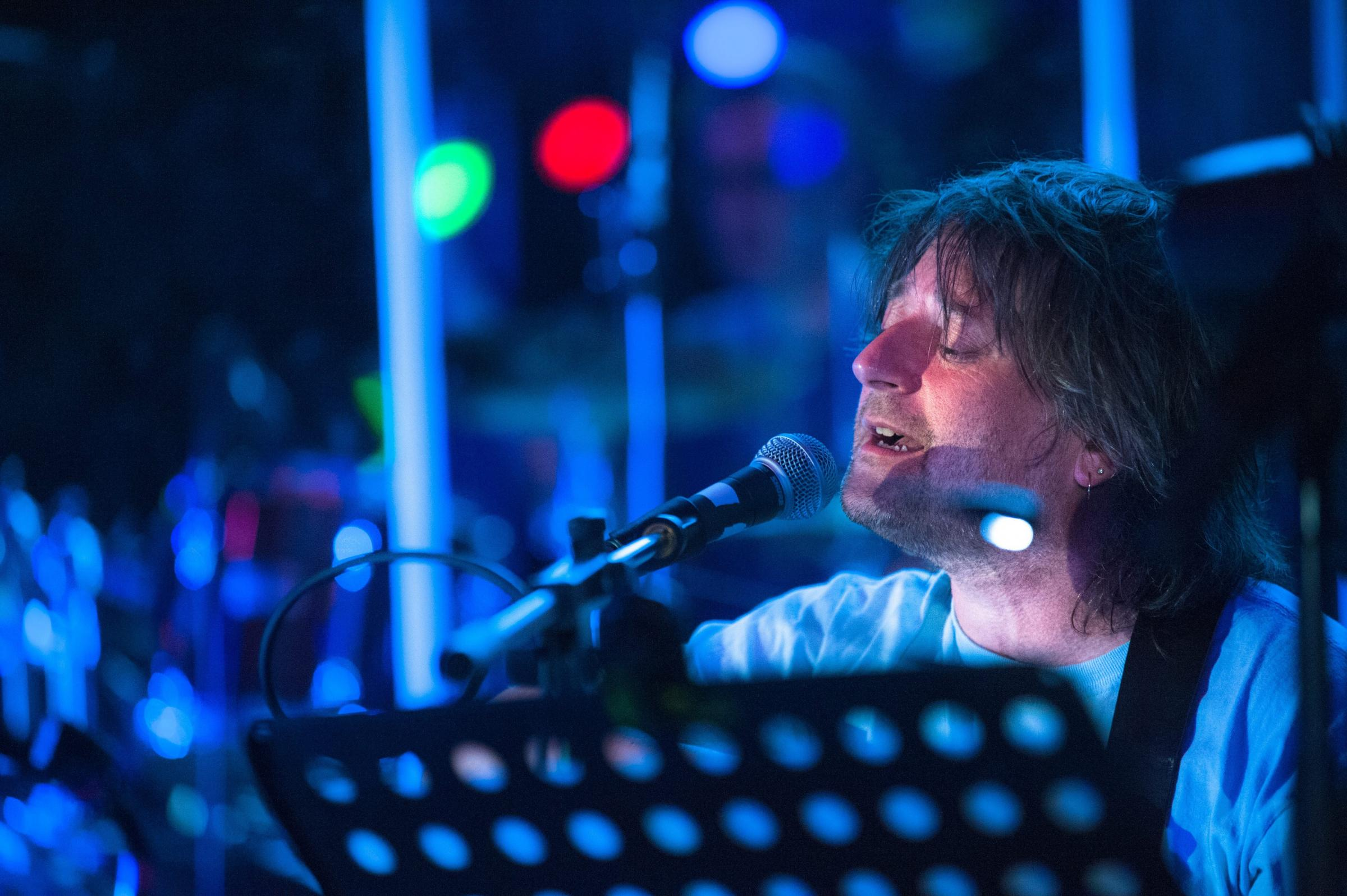 Programme Name: From Scotland with Love - TX: 22/06/2014 - Episode: From Scotland With Love (No. n/a) - Picture Shows: Kenny Anderson (King Creosote)  - (C) BBC - Photographer: BBC. (34497092)
