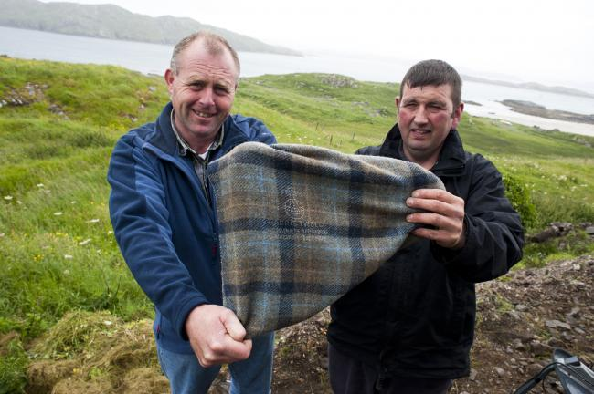 Harris Tweed weaving returns to old haunts