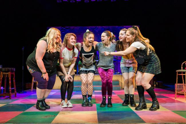 Fringe Theatre review: Our Ladies of Perpetual Succour, Traverse Theatre