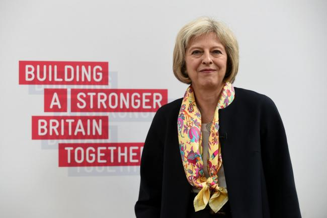 Extremism 'threat to UK way of life', says Theresa May