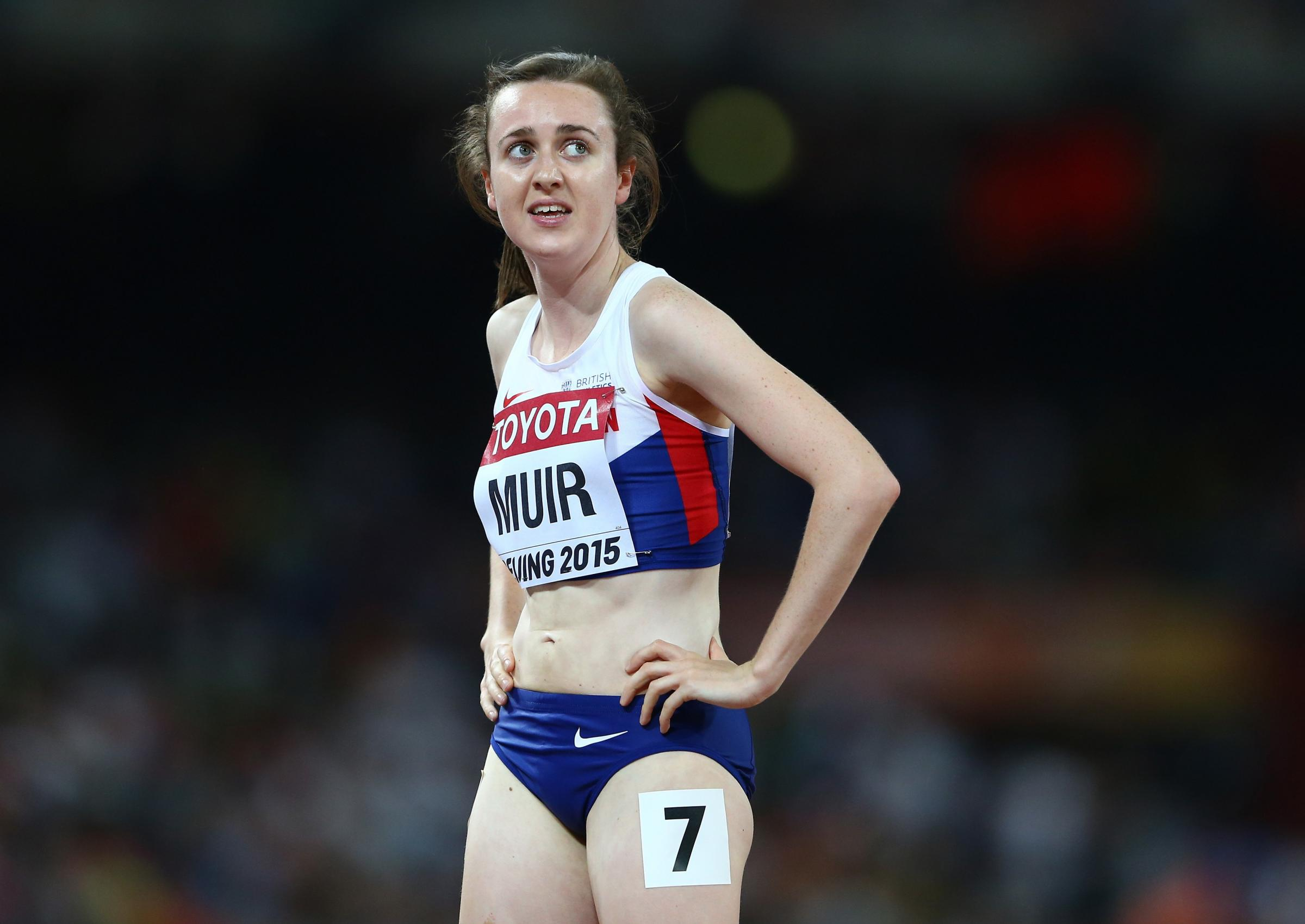 Laura Muir has renewed confidence after an impressive showing at the World Championships in Beijing
