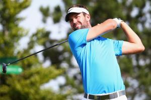 Scott Jamieson in contention at the Czech Masters