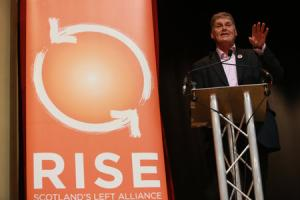 "RISE launches with ambitious aim to replace Labour as ""main opposition to the SNP"""