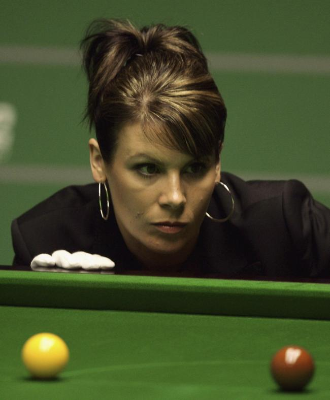 Snooker referee claimed she lost out on bonus due to sexism