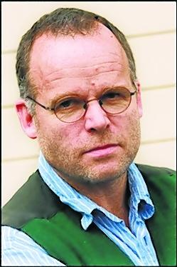 HeraldScotland: Writer Andy Wightman