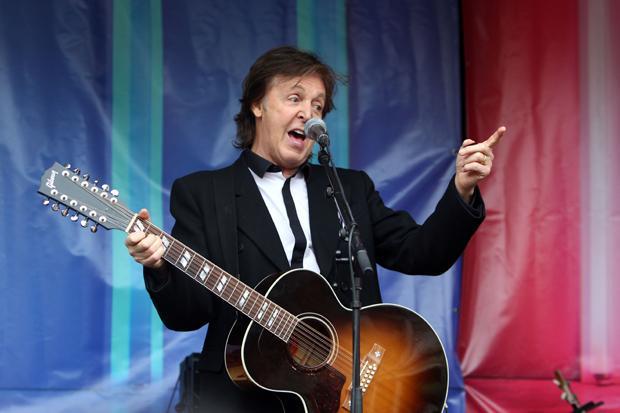 Sir Paul McCartney 'proud of post-Beatles music'
