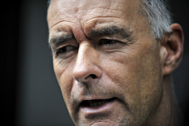 Former MSP Tommy Sheridan . Photo by Jamie Simpson/Herald & Times