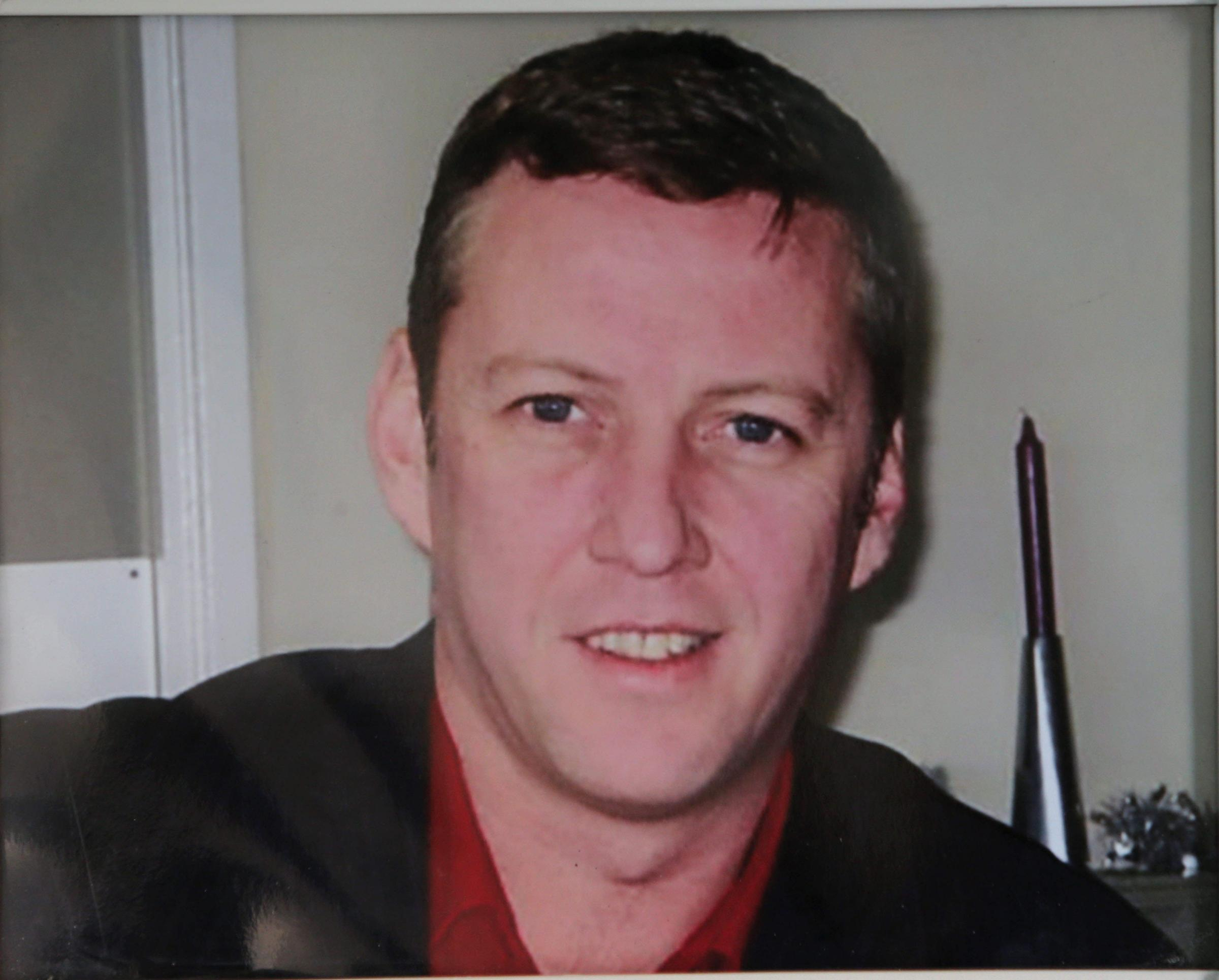 Francis McGeachie, a former faculty director at Coatbridge College, who committed suicide in December - 4268357