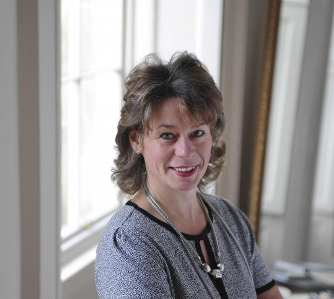 Michelle Thomson of Business for Scotland.Now SNP MP for Edinburgh West (40578043)