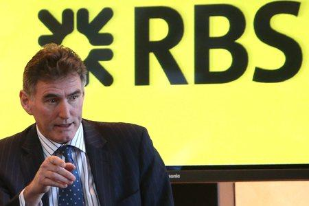 HeraldScotland: RBS chief executive Ross McEwan. Picture: Gordon Terris.