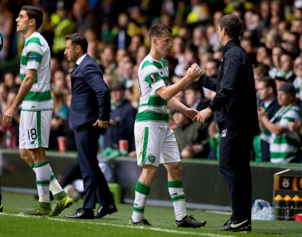 HeraldScotland: Kieran Tierney clearly has the trust of his manager