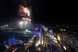 Unique Events disappointed to lose Edinburgh's Hogmanay contract