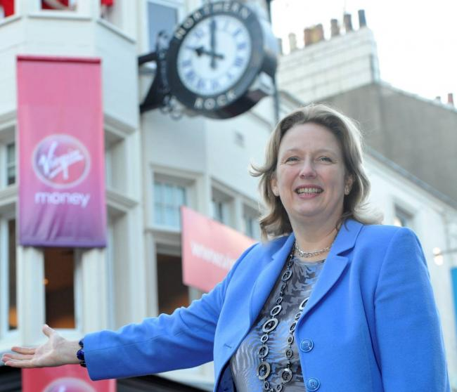 Jayne-Anne Gadhia has led Virgin Money for more than 10 years