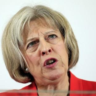 HeraldScotland: Home Secretary Theresa May said police forces can make savings in ways that do not affect frontline policing