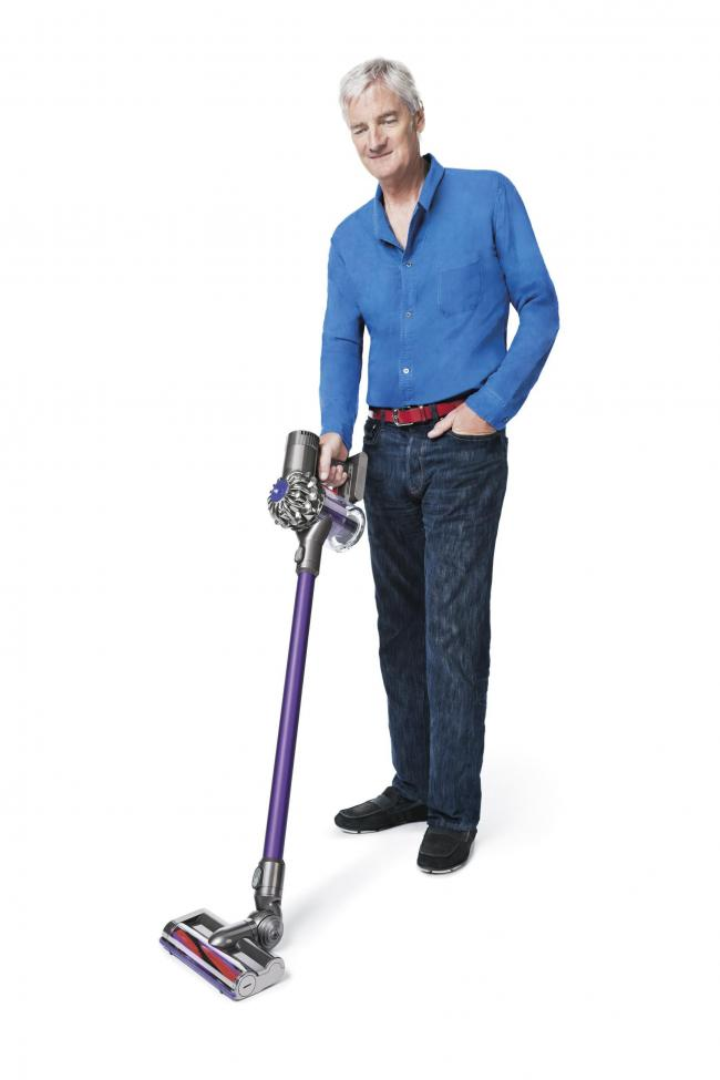 Dyson launches legal action against Bosch and Siemens
