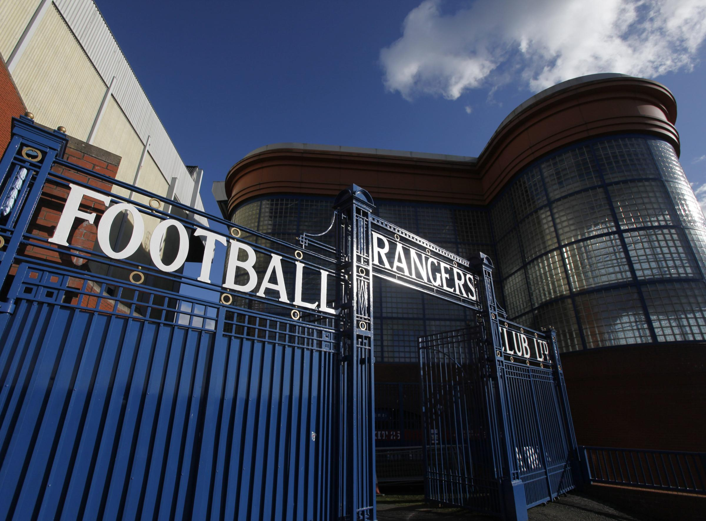 Douglas Park joins Rangers board for a second time