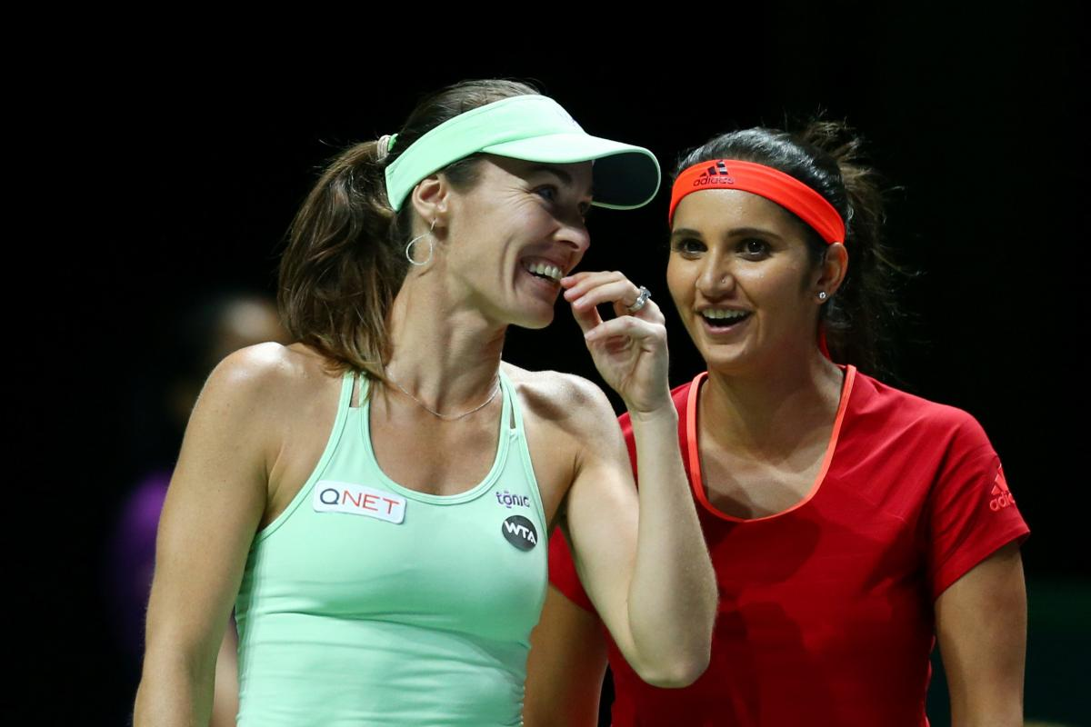 Martina Hingis $1 5m eback can only be judged as huge success