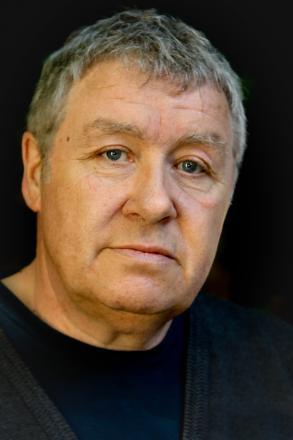 Gregor Fisher: not able to get up close or personal