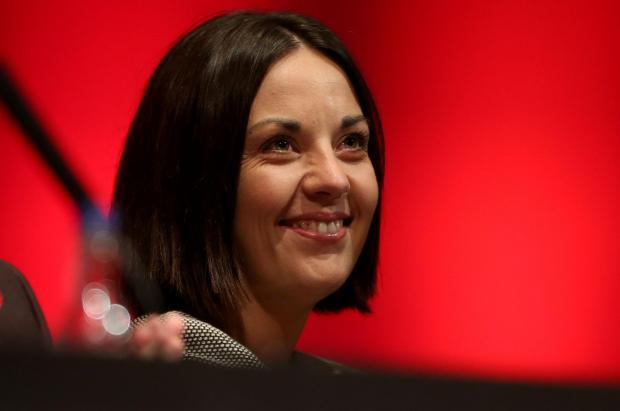 Kezia Dugdale: Scottish Labour will oppose renewal of Trident in manifesto