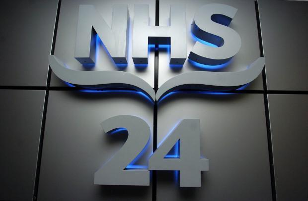 Nurse Patricia Pillar was dismissed from NHS 24 in September 2014.