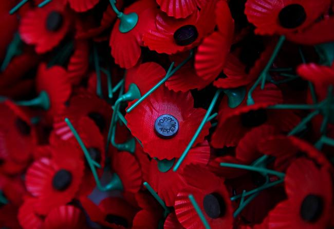 First non-religious Remembrance Day service held in Scotland