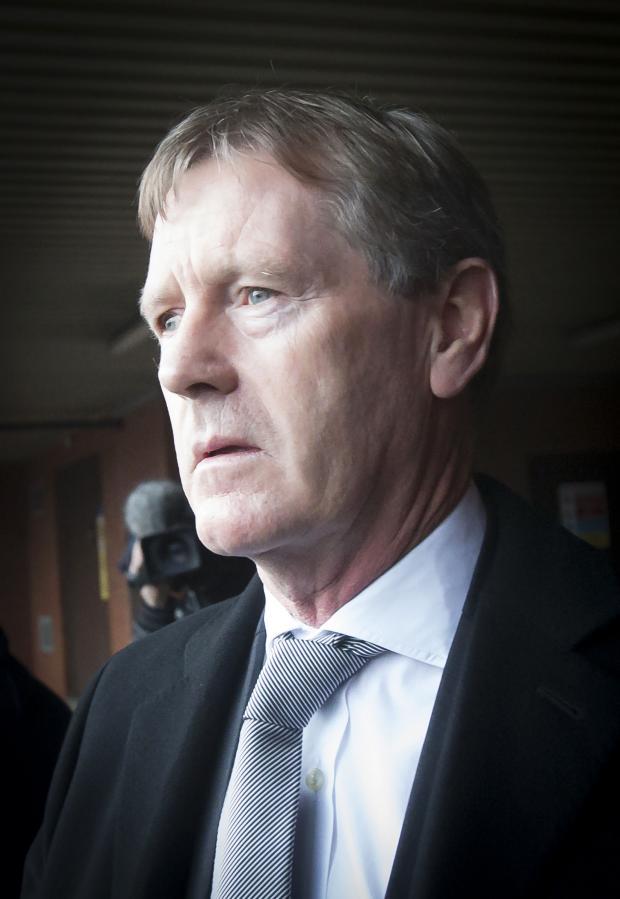 Herald Scotland: Rangers chairman Dave King.