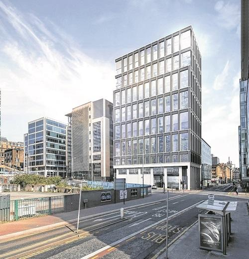 Commercial property proposal for 15 storey office tower in glasgow commercial property proposal for 15 storey office tower in glasgow is a timely boost malvernweather Image collections