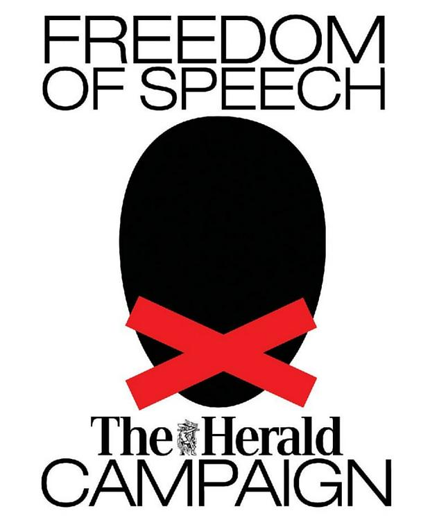 HeraldScotland: Herald Freedom of Speech Campaign