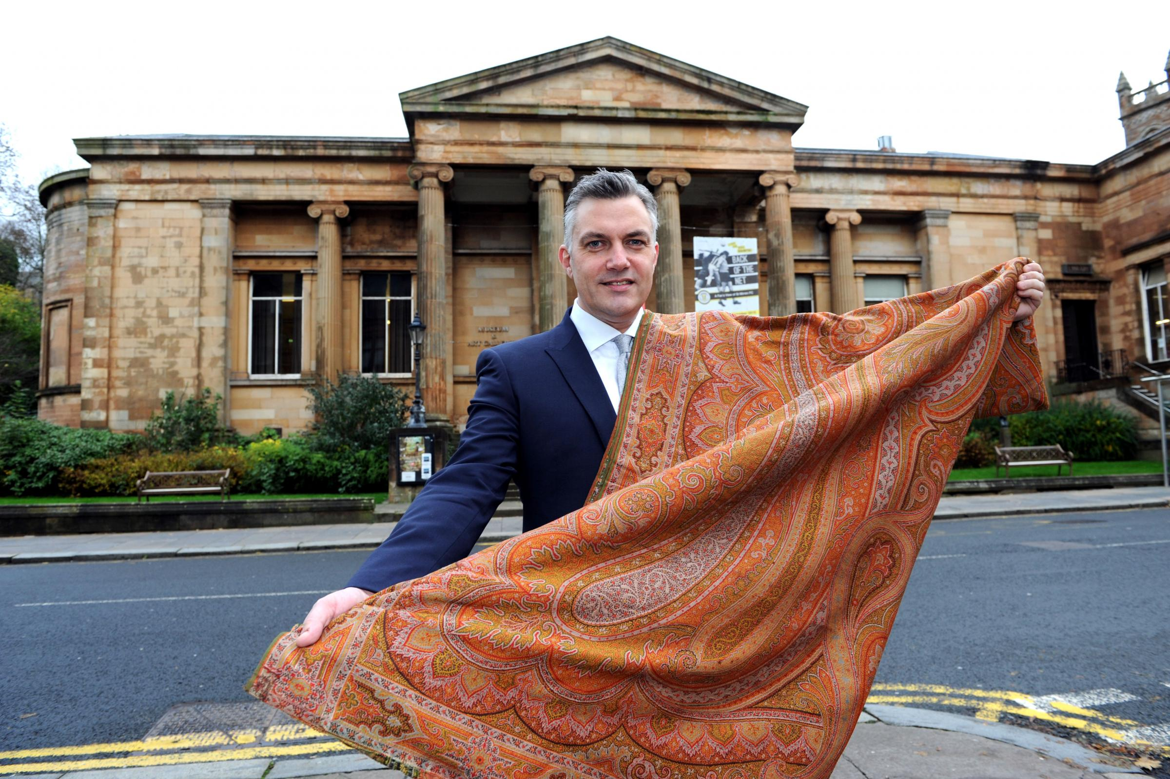 Paisley's City of Culture bid gets boost as revamp of Paisley Museum gets green light