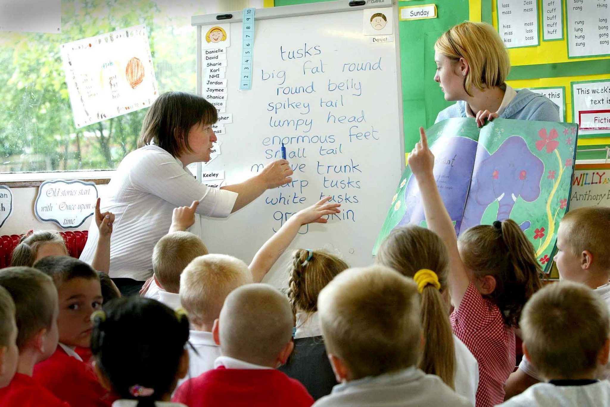 Bringing The Promise To Life At Rothesay Primary School Scottish Book Trust