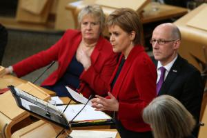 FMQs Sketch: These boots are made for stompin'