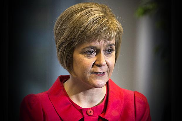 HeraldScotland: Handout photo issued by the Scottish Government dated 10/10/14 of Deputy First Minister Nicola Sturgeon as Scotland's political parties are due to submit their proposals to the commission tasked with agreeing more powers for the Scottish Parliament follow