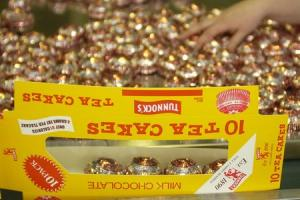 Tea cake and caramel wafer maker Tunnock's sales rise above £50 million, and company enjoys snowball-related boost