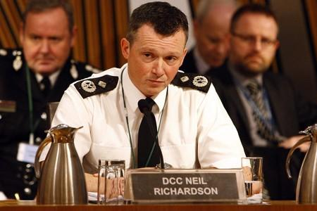 HeraldScotland: DCC Neil Richardson. Photo: Andrew Cowan/Scottish Parliament