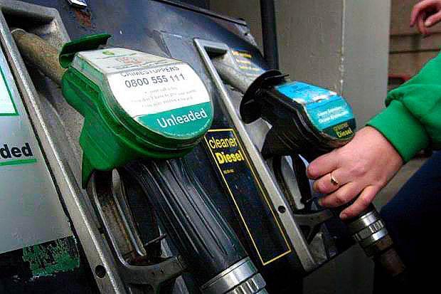 Fuel duty frozen as drivers of diesel cars given 'warning shot