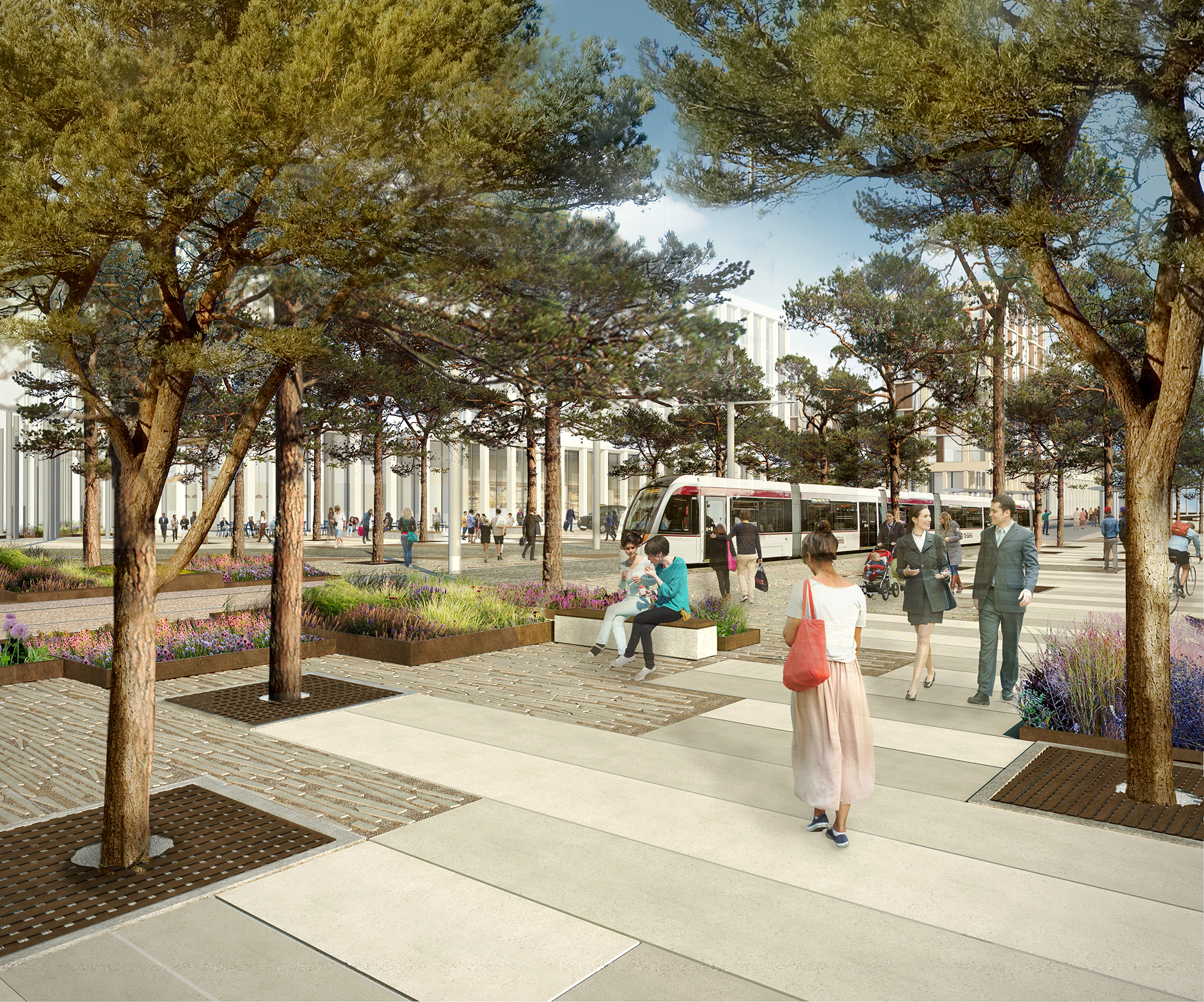 £700m plan for new Edinburgh district unveiled