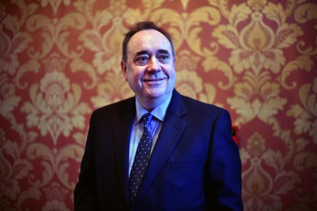 Alex Salmond accused of grandstanding following his trip to Tehran to bolster Scotland's links with Iran