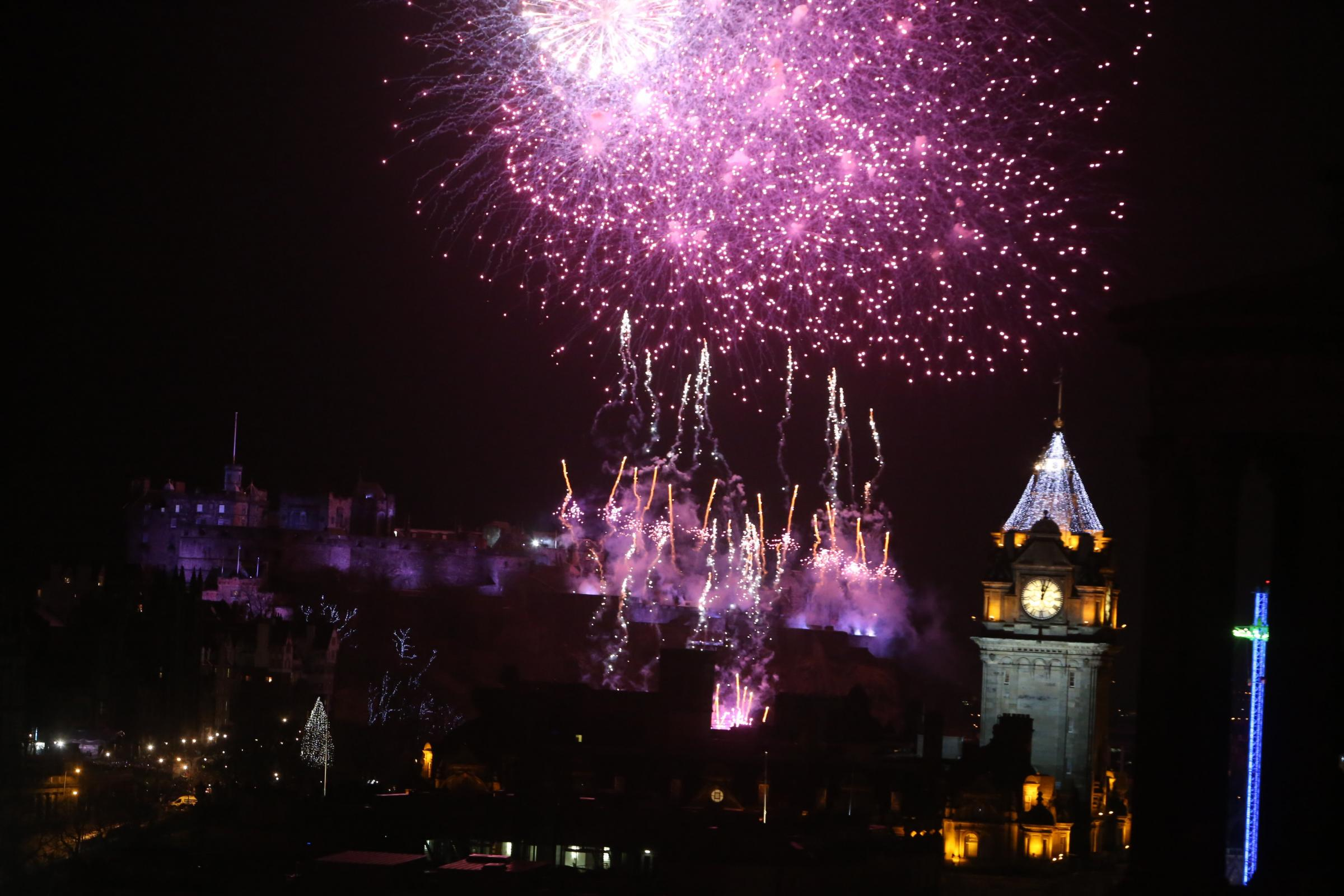 Former SNP minister Kenny MacAskill has called for a tourist tax to help fund events like Edinburgh's Hogmanay celebrations