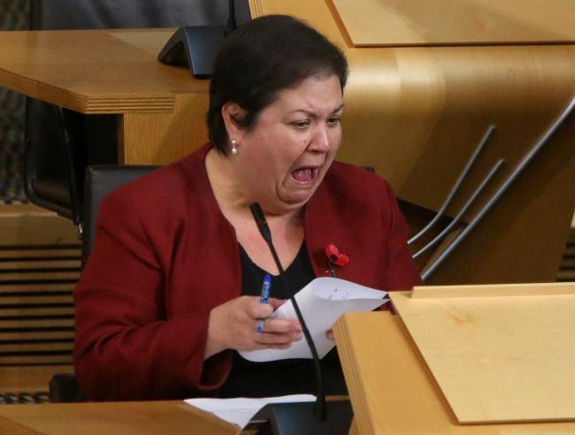 Image result for jackie baillie