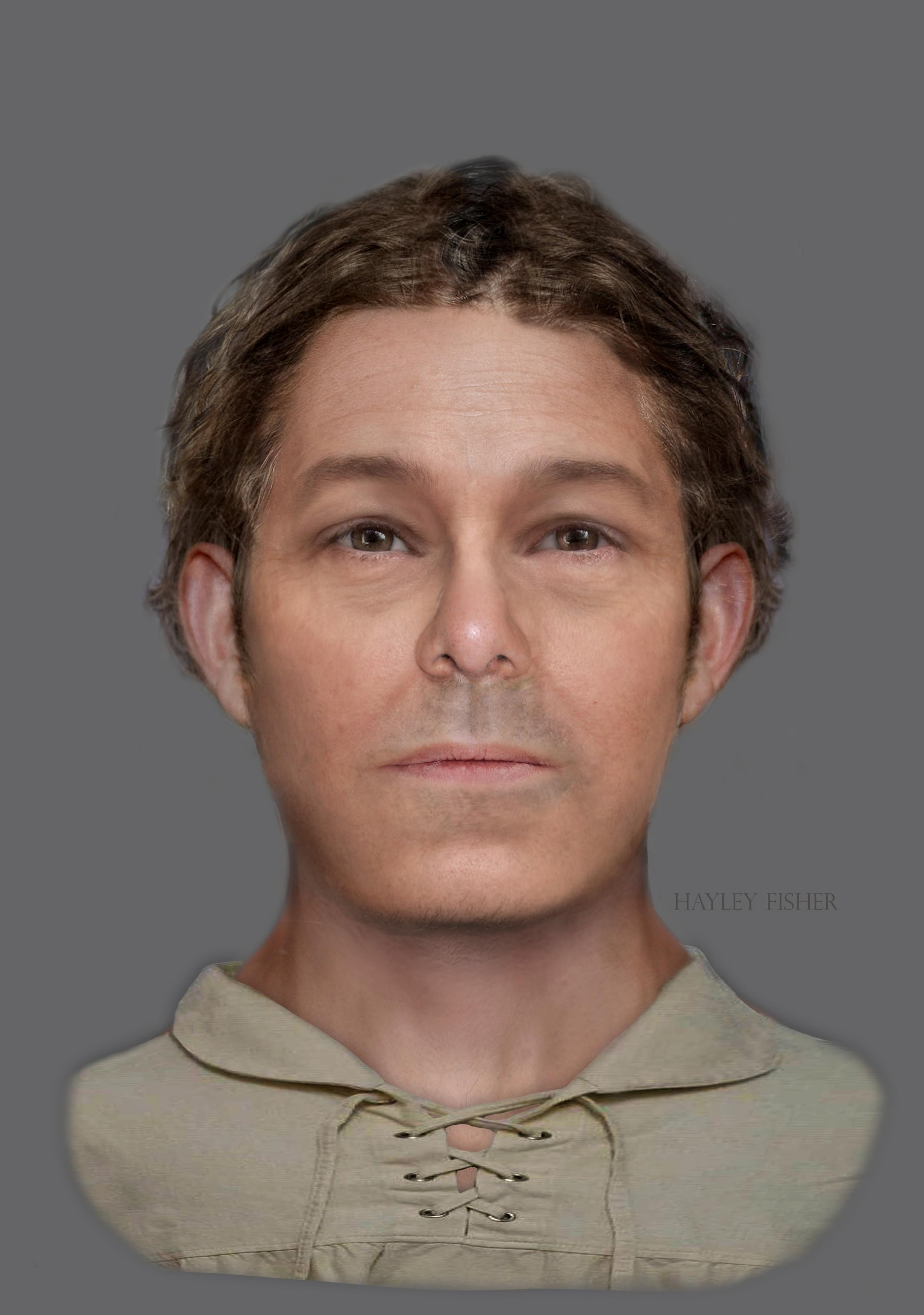 What's better than finding a skeleton under the schoolyard? Facial  reconstruction ...