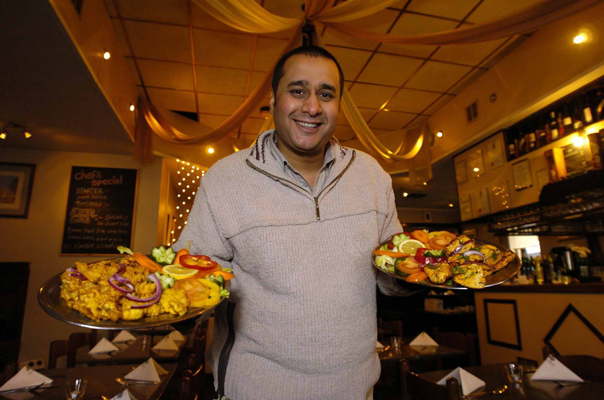 Curry Entrepreneur Eyes Tv Cookery Slots After Selling Most
