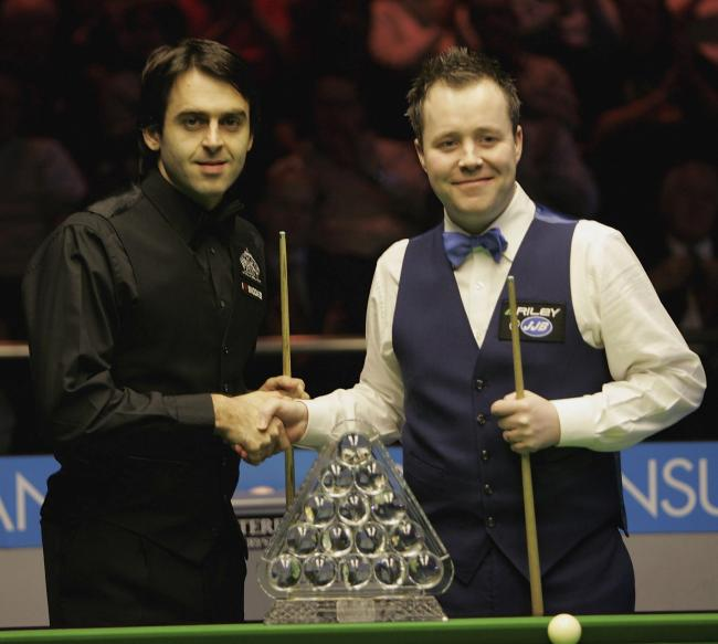 John Higgins Reflects A Decade On From On Bringing Down The Rocket In Style Heraldscotland