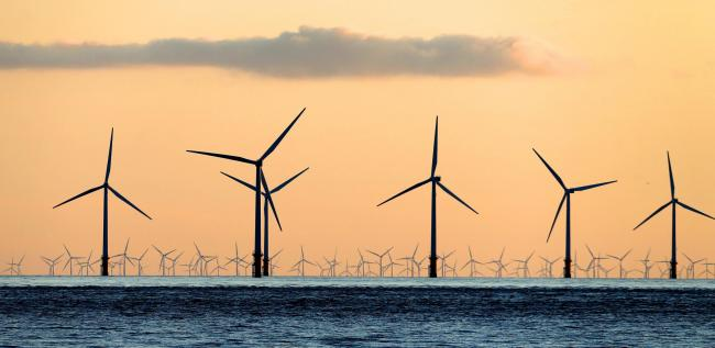 The Scottish Government wants a major increase in the utilisation of offshore wind resources by 2030.
