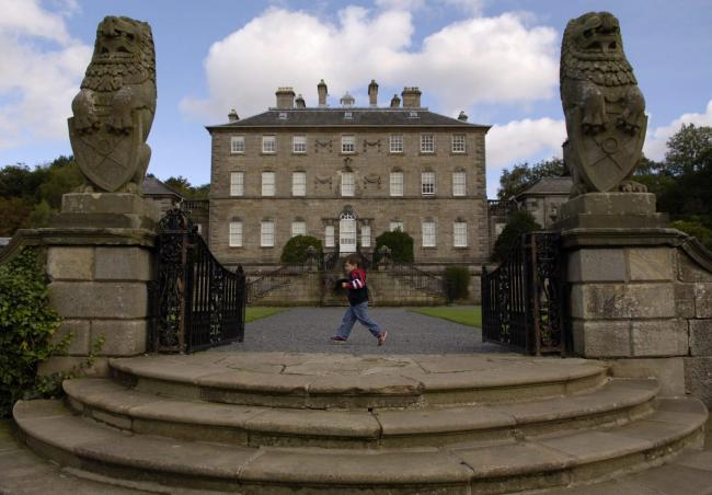 Pollok House in Glasgow
